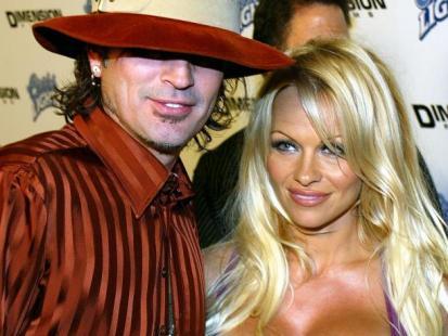 Pamela Anderson i Tommy Lee skazani na siebie