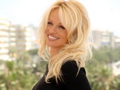 Pamela Anderson zatańczyła nago