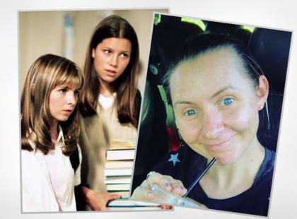 """Pamiętacie ją z serialu """"Siódme niebo"""", a teraz Beverley Mitchell to dumna mama dwójki dzieci, która łamie tabu i burzy stereotypy"""
