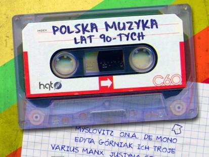 Pamiętacie polskie hity lat 90-tych?