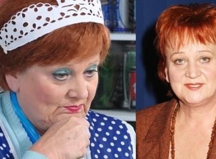 """Pamiętacie rezolutną Elżunię ze """"Złotopolskich""""? Teraz wygląda zupełnie inaczej!"""