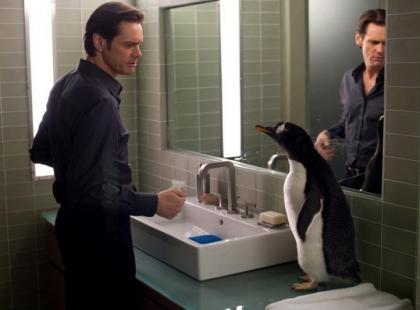 Pan Popper i jego pingwiny (reż. Mark Waters)