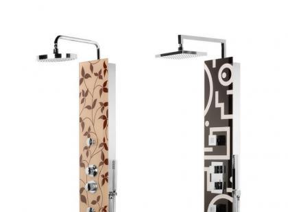 Panele prysznicowe jak malowane - Kameleo ŁESK 2016