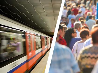 Panika, lęk, strach przed... atakiem terrorystycznym w Warszawie, czyli dlaczego dziś rano metro nie jeździło