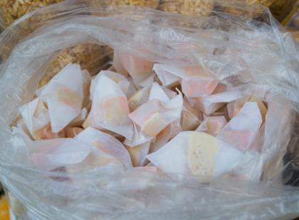 Pańska skórka – słodki smakołyk sprzed cmentarza