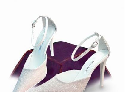 Pantofelki ślubne firmy Growikar - kolekcja 2007