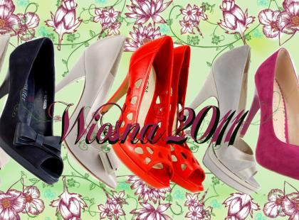 Pantofle wiosna/lato 2011 - przegląd We-Dwoje.pl