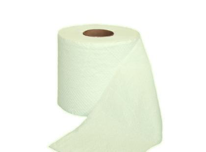 Papier toaletowy świecący w ciemności