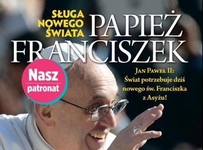 """""""Papież Franciszek. Sługa nowego świata"""" - już 27 marca!"""
