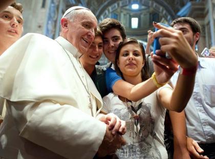 Papież, którego kochają miliony, kończy 80 lat. Wybrałyśmy 10 cytatów, które dają nam do myślenia