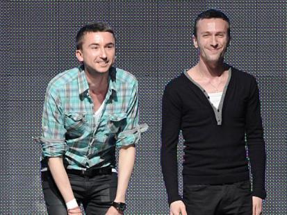 Paprocki & Brzozowski na Fashion Week Ponad