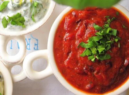 Paprykowy sos do dań z grilla - Kasia gotuje z Polki.pl [video]