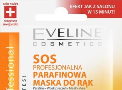 Parafinowa maska do rąk SOS – Eveline Cosmetics