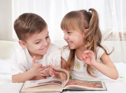 Parę słów o miłości w przedszkolu