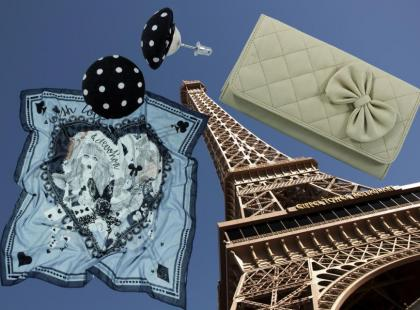Paris, mon amour w sklepach I am
