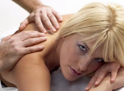 Partnerski masaż