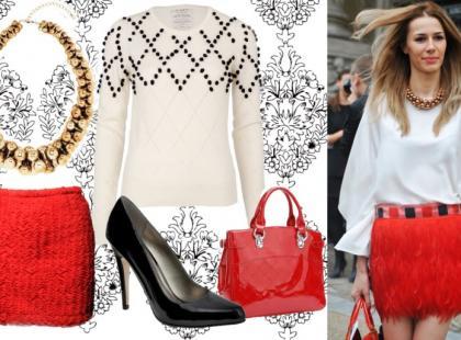 Paryska moda uliczna - nasze stylizacje