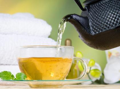Parzenie herbaty według Przemiany Drzewa