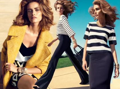 Paski i słoneczny żółty hitem wiosennego H&M