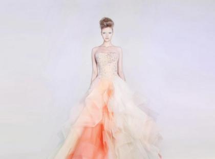 Pastelowe suknie na ślub i wesele (37 kreacji!)