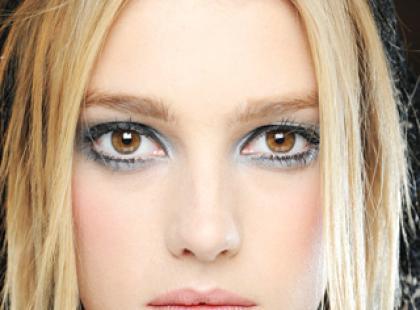 Pastelowy makijaż na jesień