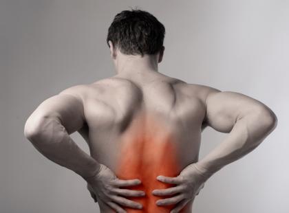 Ból kręgosłupa./fot. Fotolia/Edipresse