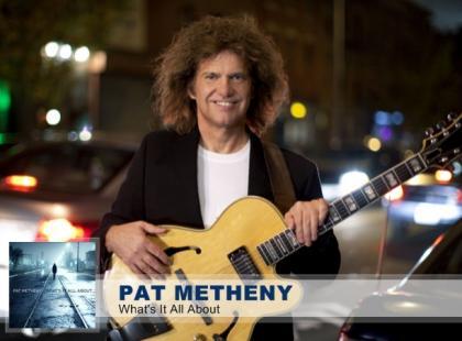 Pat Metheny - koncert w Warszawie!