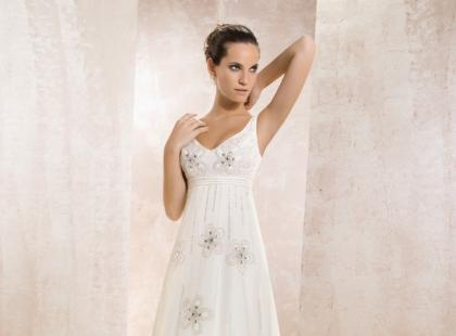 Patrizia Ferrera - suknie ślubne wiosna/lato 2010