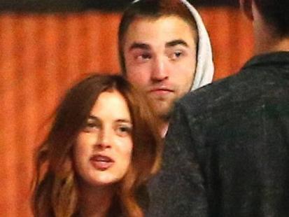 Pattinson ma nową miłość! Spotyka się z wnuczką Elvisa