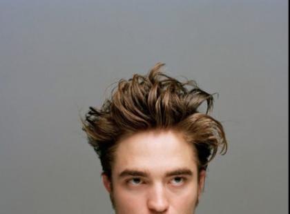 """Pattinson znudzony sagą """"Zmierzchu"""""""