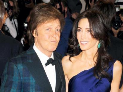 Paul McCartney - Mąż po raz trzeci!
