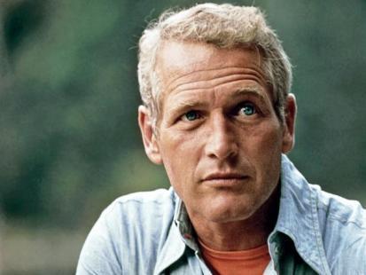 Paul Newman - Żegnajcie, błękitne oczy