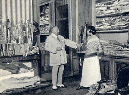 Paul Poiret - król mody