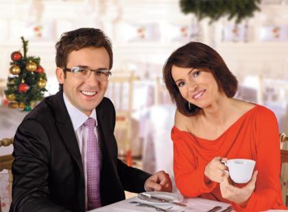 Paulina i Maciej Kurzajewscy: Uczymy synów tradycji Bożego Narodzenia