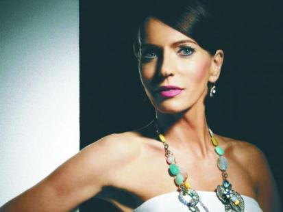 Paulina Smaszcz-Kurzajewska twarzą biżuterii Claudio Canzian