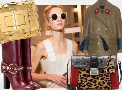 Październikowe marzenia fashionistki