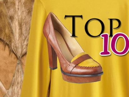 Październikowe TOP 10 działu Moda