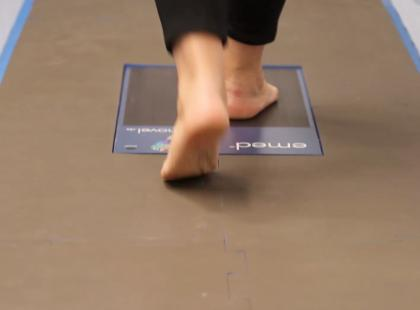 Pedobarografia – jak wykonuje się badanie stóp?