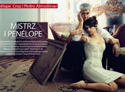Pedro Almodovar i Penelope Cruz