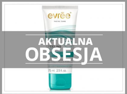 Peeling do twarzy 3w1 polskiej marki Evree