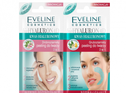 Peelingi do twarzy 3 w 1 – Eveline Cosmetics