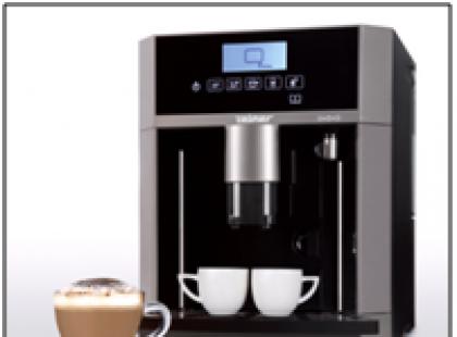 Pełny smak czarnej głębi, aromatyczny zapach, radość z przygotowania kawy..