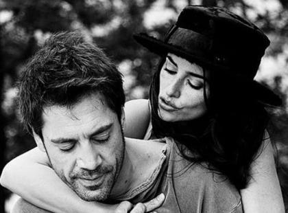 Penelope Cruz i Javier Bardem - co za miłość!