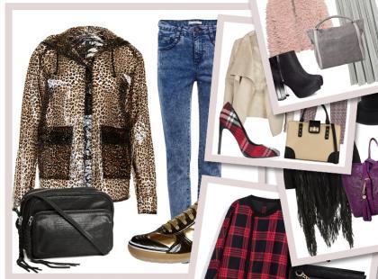 Pepitka, krata i frędzle: 5 pomysłów na modną stylizację