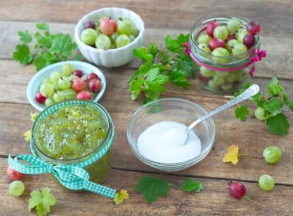 Pianka agrestowo-wiśniowa - prawdziwie letnie smaki!
