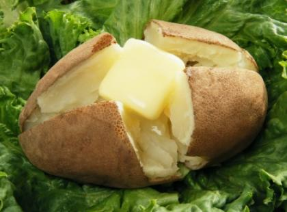 Pięć powodów, żeby jeść ziemniaki
