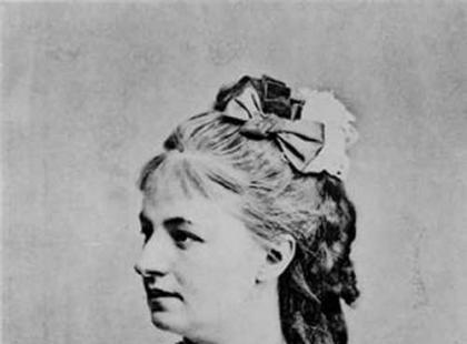 Piękna Helena Modrzejewska