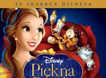 """""""Piękna i Bestia"""" - ponadczasowy klasyk Disneya już na DVD!"""