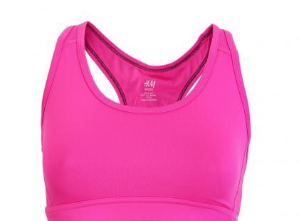 Piękna i wygodna kolekcja odzieży sportowej dla kobiet od H&M