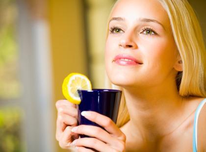 Piękna skóra dzięki herbacie